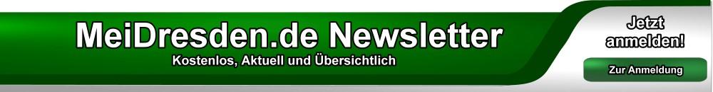 Topbanner - MeiDresden.de - Newsletter